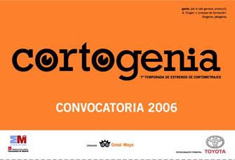 Cortogenia 06. Participa!